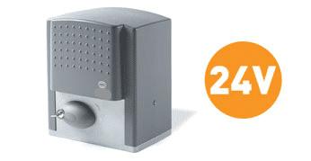 automatic sliding gate operator 24v ares