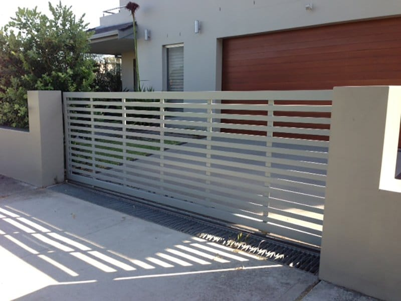 automatic sliding gate 2