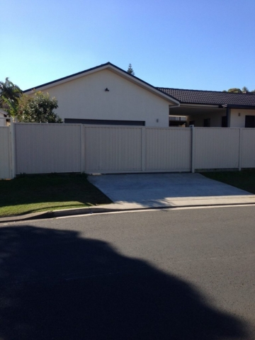 Automatic Sliding Gate and Fencing Sydney