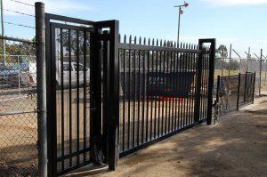 automatic sliding gate menai police dog squad 4